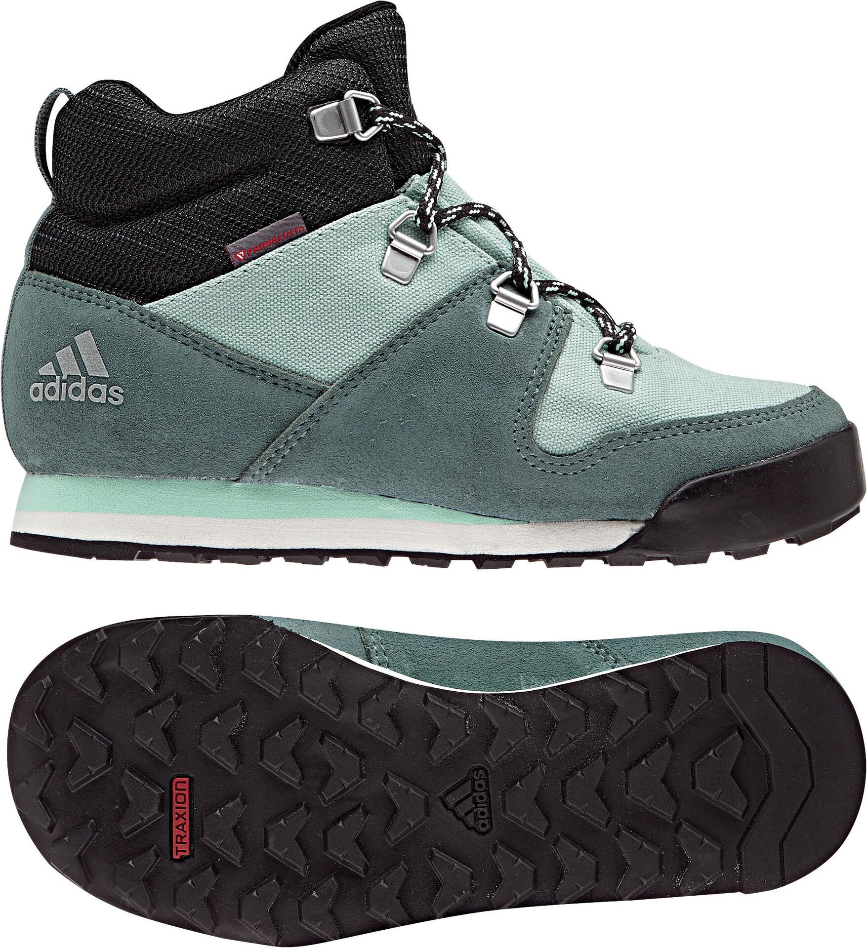 26c0b0194b4f ... sneakers 3ead5 979fc  inexpensive adidas terrex snowpitch sko børn blå  sort 3dcbb e6aad